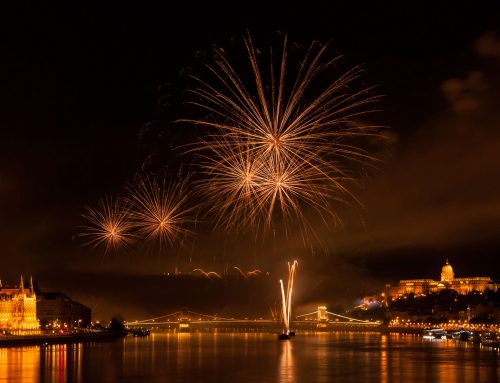 Tűzijáték fotók