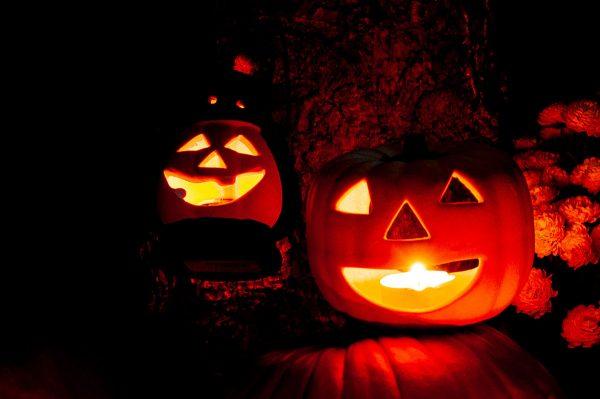 Halloween sziluett